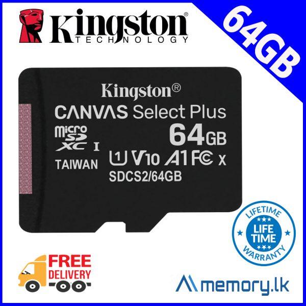 kingston_64gb_micro sd _memory card