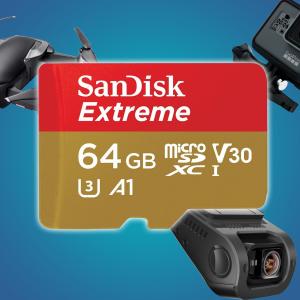 Extreme Micro SD
